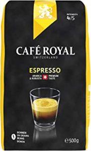 meilleurs grains d'espresso