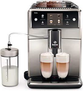 meilleure machine à café Saeco